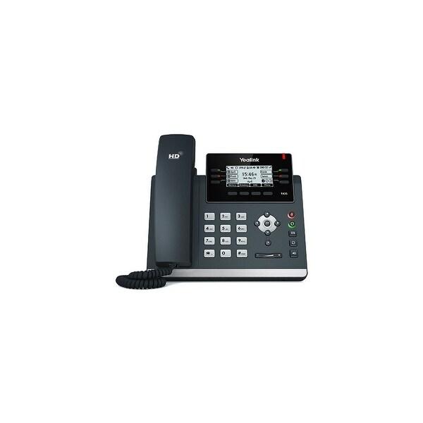 Refurbished Yealink T42S Ultra-elegant Gigabit IP Phone