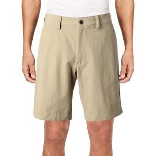 The North Face Mens Casual Shorts Flat Mesh