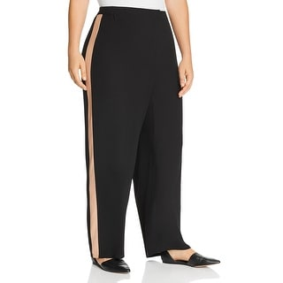 Link to Eileen Fisher Womens Pants High Waisted Straight - Black Similar Items in Pants