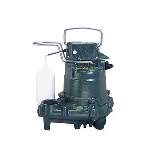 Zoeller 57-0001 M57 Mighty Mate Heavy Duty Submersible Pump