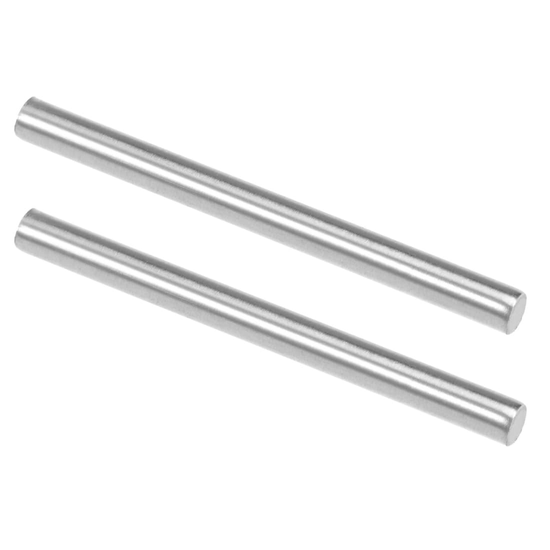 50Pcs Round Shaft Rods Axles Stainless Steel 3mm x 30mm for RC Toy Car