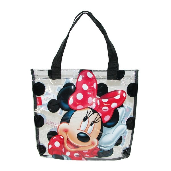 Disney Minnie Mouse It's All About Me Tote Bag - Multi - One size