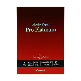 """Canon Pro Platinum Photo Paper 2768B018 Photo Paper"""