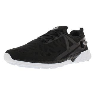 eeda8201d124 Buy Black Reebok Men s Athletic Shoes Online at Overstock.com