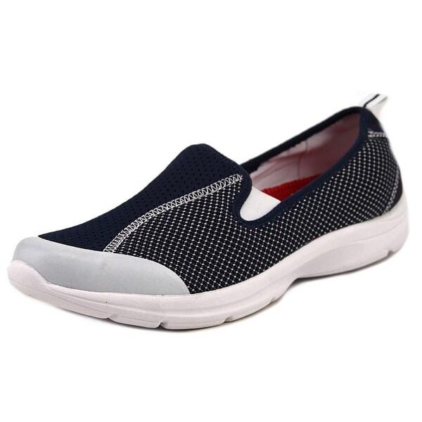 Easy Spirit e360 Quash Women W Round Toe Synthetic Loafer