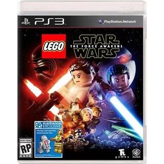 LEGO Star Wars Force Awakens - PlayStation 3