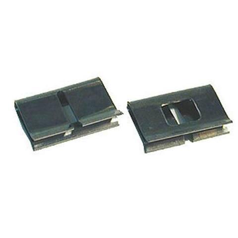 ICC IC066BRCLP 66 Wiring Block Bridging Clip 100pk - Multicolor