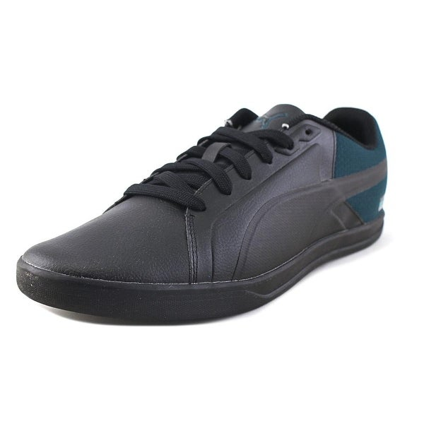 Puma Mamgp Court Black-Deep Teal-Black Sneakers Shoes