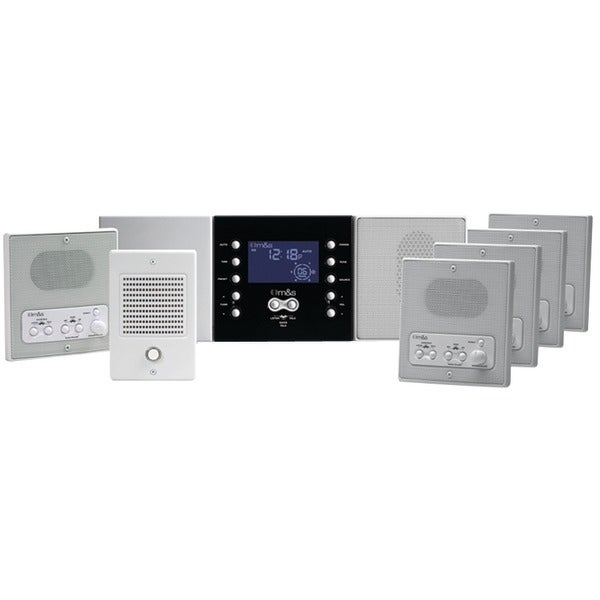 M&S Systems Dmc1Pack Indoor Intercom & Sound Starter Package