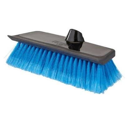 "Unger 964810 Pro Water Flow Soft Bristle Brush, 10"""