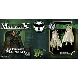 Malifaux - Resurrectionists - Forgotten Marshall