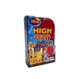 Disney High School Musical 2 Star Dazzle Card Game
