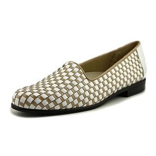 Trotters Liz  W Round Toe Leather  Loafer