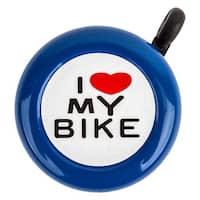 SUNLITE Bell I Love My Bike Blu - BL017BLB