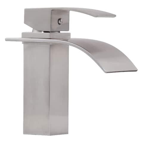 Miseno ML531 Remi 1.2/2.2 GPM Single Hole Waterfall Bathroom Faucet