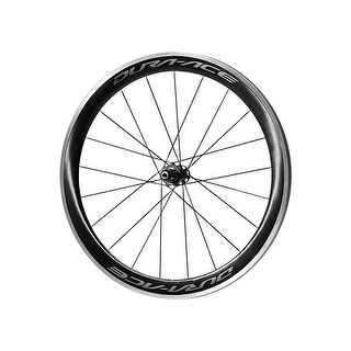 Shimano WH-R9100-C60-CL-R Carbon Clincher Road Bicycle Wheel Set - EWHR9100C60FREC