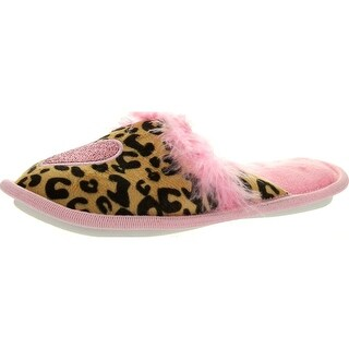 Static Footwear Girls Funky Super Cute House Slippers