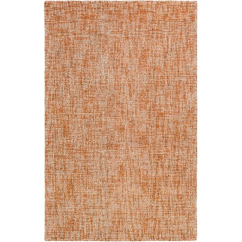 Carson Carrington Brejning Wool Handmade Area Rug