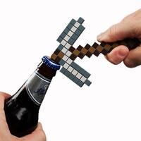 Minecraft Pickaxe Bottle Opener - Multi