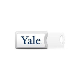 Centon Electronics 8GB Yale University Push USB Flash Drive