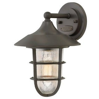 Hinkley Lighting 2480 1 Light Outdoor Wall Sconce From the Marina Collection