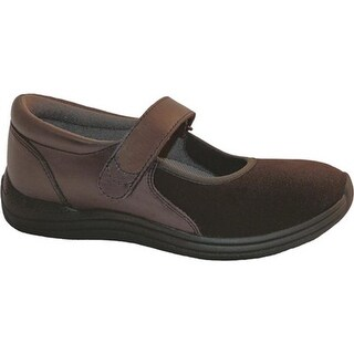 Drew Women's Magnolia Brown Nappa/Stretch
