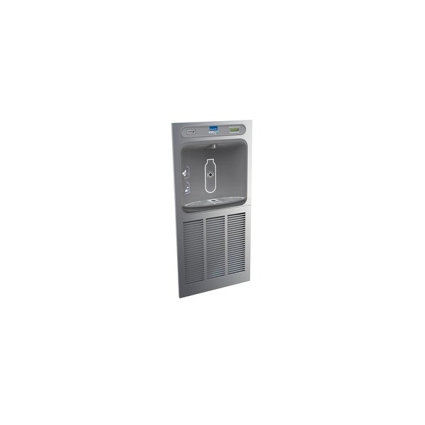 Elkay EZWSM8K EZH2O 8 GPH Wall Mount Fully Recessed Refrigerated Bottle Filler - n/a - N/A