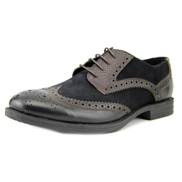 Robert Wayne Kaden Men  Wingtip Toe Leather  Oxford