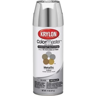 Krylon/Consumer Div Gloss Silver Spray Paint 51511 Unit: EACH