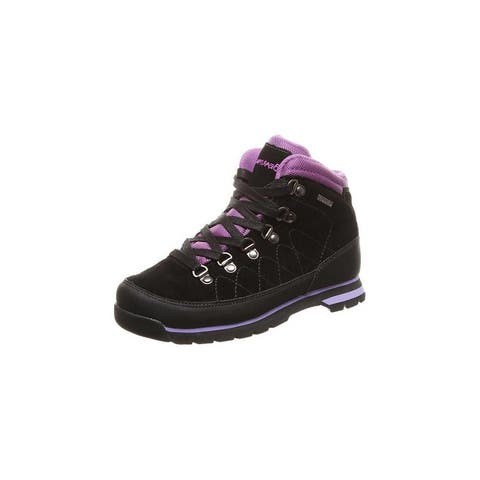 "Bearpaw Casual Boots Womens Kalalau Hiking WP 3 1/2"" Shaft"