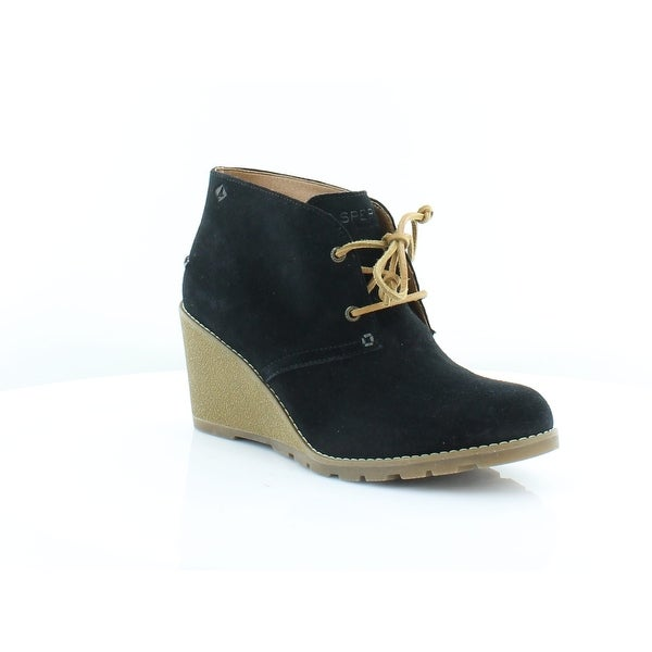 Sperry Top-Sider Stella Prow Women's Boots Black