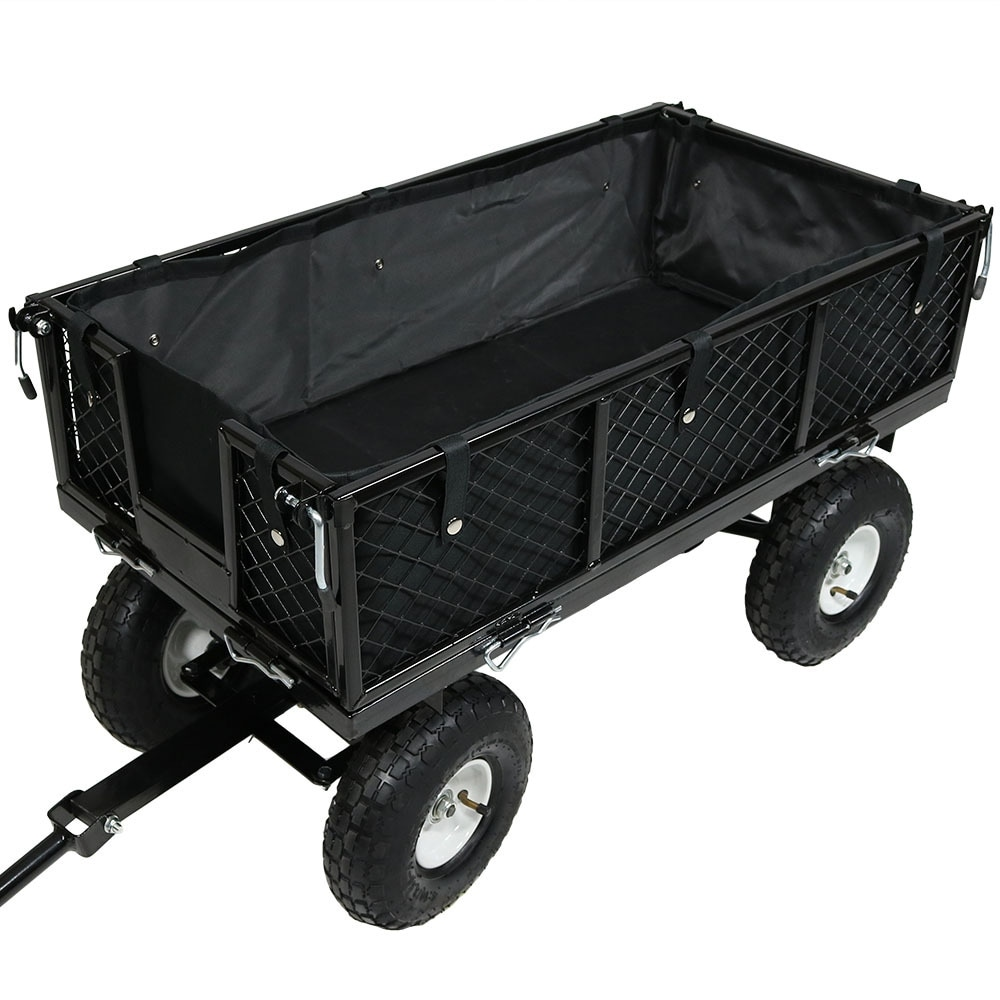 Sunnydaze Garden/Utility Cart Liner - Includes Cart Liner ONLY - Multiple Colors Available - Thumbnail 16