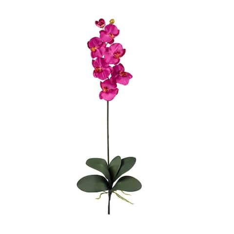 Nearly Natural Phalaenopsis Stem - Set of 12