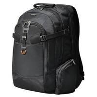 """Everki EKP120 Everki Titan EKP120 Carrying Case (Backpack) for 18.4"" Notebook - Black - Water Resistant - Checkpoint"