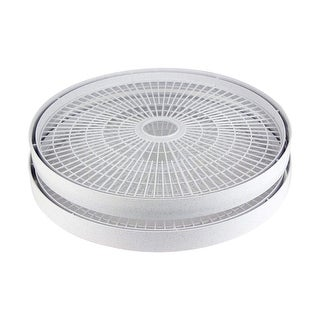 Nesco American Harvest LT-2SG Add-A-Tray for FD-75PR Dehydrator, Set of 2