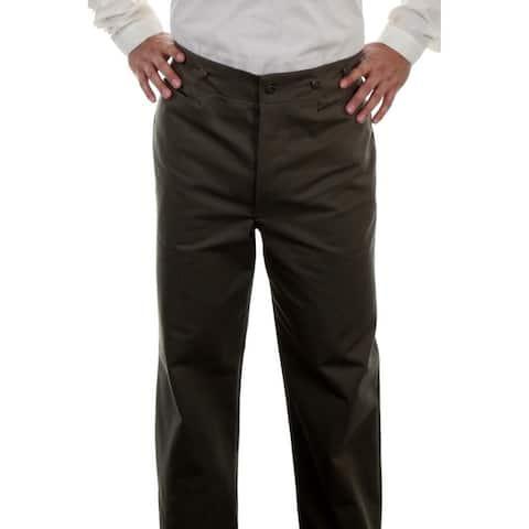 Scully Western Pants Mens Herringbone Vigilante Wahmaker