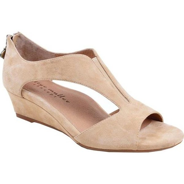 89bdcad3287 Shop Bettye Muller Concept Women's Shaye Slip On Sandal Whey ...