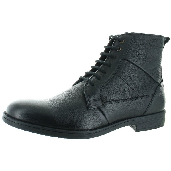 Geox Jaylon Men's Leather Ankle Boots
