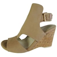 Kenneth Cole New York Womens Issac Open Toe Casual Platform Sandals - 8.5