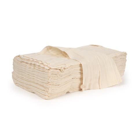 Arkwright Unbleached Cheesecloth (Extra Large) for Cooking, Staining