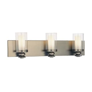 Minka Lavery 6363 3 Light ADA Compliant Bathroom Vanity Light from the Harvard Court Collection