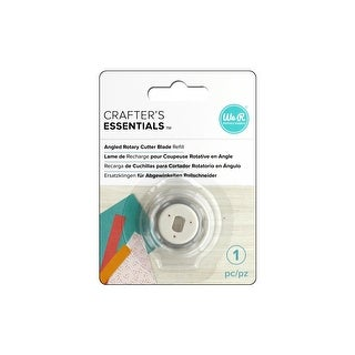Link to We R Memory Essentials Angled Rotary Cutter Blade Similar Items in Scrapbooking Tools