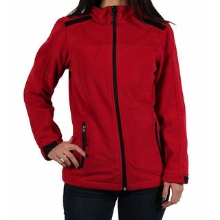 River's End Ladies Bonded Fleece Jacket