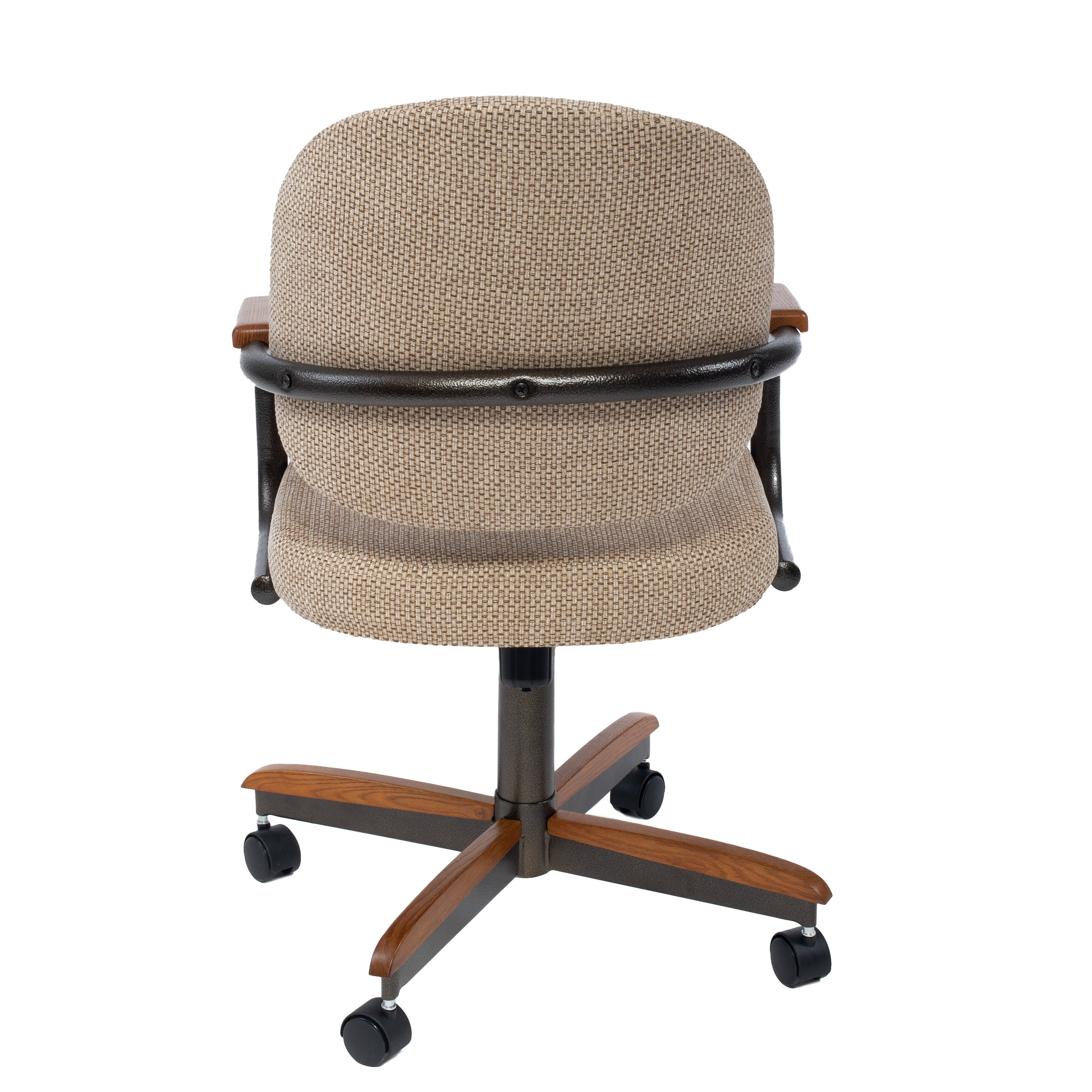 Casual Dining Cushion Swivel And