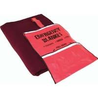 Emergency Fire Blanket w/ Pouch
