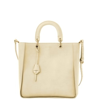 Dooney & Bourke Alto Arabella (Introduced by Dooney & Bourke at $775 in Mar 2015) - Ivory