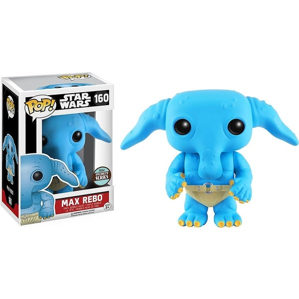 Star Wars POP Vinyl Figure: Max Rebo