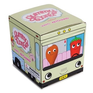"Yummy World ""Red Carpet"" Blind Boxed Keychain Series"