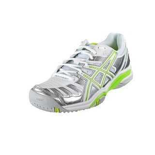 Asics Gel-Challenger 9 Round Toe Synthetic Tennis Shoe