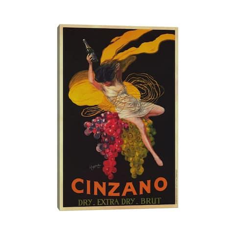 "iCanvas ""Asti Cinzano (Vintage)"" by Leonetto Cappiello Canvas Print"